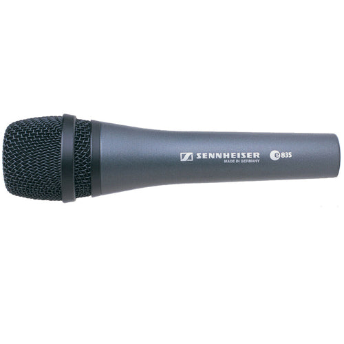 SENNHEISER E835 - Dynamic Live Vocal Handheld Microphone