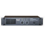 NJS NJA760 - Stereo Power Amplifier, 2x 380W RMS - 2U