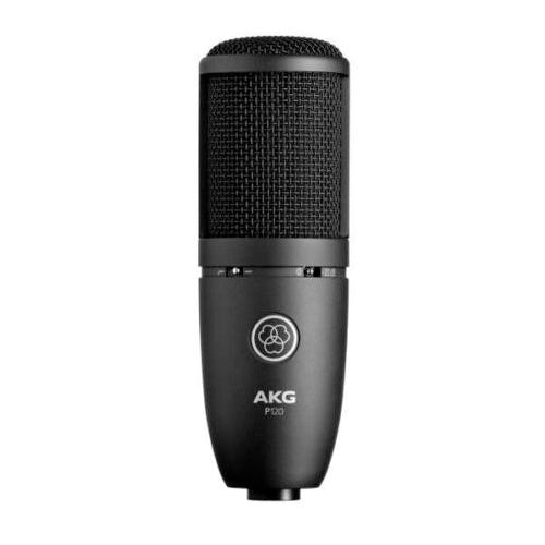 AKG PERCEPTION 120 - Studio Condenser Microphone -  3101H00400