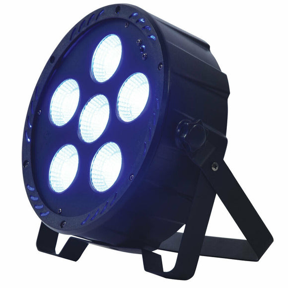 QTX PAR-180+UV - High Power RGB+UV PAR Light with IR Remote
