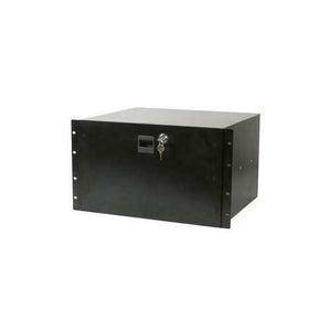 "PULSE RD6 - 19"" Locking Rack Drawer - 6U"