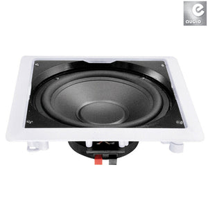 "E-AUDIO B415 - In-Wall or Ceiling Subwoofer With 10"" Driver"