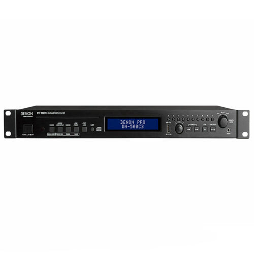 DENON DN-500CB - CD/USB Media Player with Bluetooth Receiver - 1U