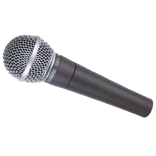 SHURE SM58-LC - Dynamic Vocal Handheld Microphone