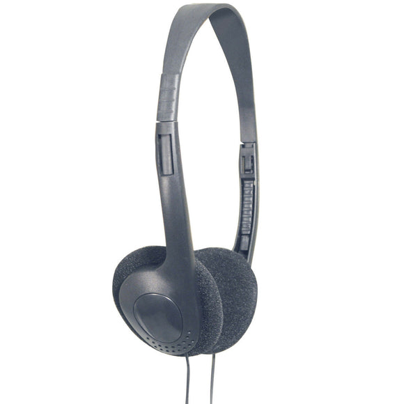SOUNDLAB A088A - Lightweight Stereo Computer/TV Headphones (lead 2m)