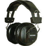 SoundLab A077B - Full Size Economy Padded Headphones with Volume Controls