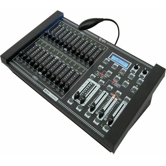 QTX DM-X24 - 24 Channel Dimmer Console