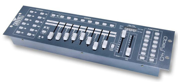 CHAUVET OBEY 40 - 192 Channel DMX Lighting Controller