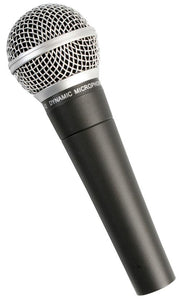 PULSE PM580 - Dynamic Vocal Handheld Microphone, Hypercardioid