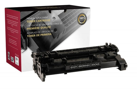 Clover Technologies Group, LLC Remanufactured Toner Cartridge for HP CF226A (HP 26A)