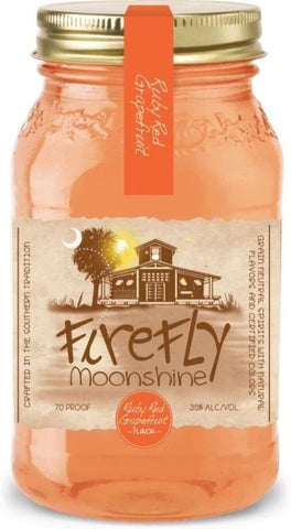 Firefly Moonshine Ruby Red Grapefruit 0,7L (35% Vol.)