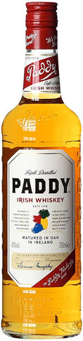 Outlet Aktion ! Paddy Irish Whiskey 6er SET 6x 0,7L (40% Vol.)