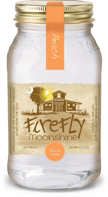 Firefly Moonshine Peach 0,7L (30,45% Vol.)