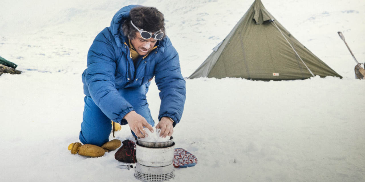 Fjallraven Expedition Series History