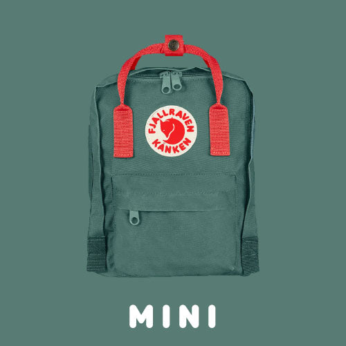 Fjallraven Kanken Mini Bag Colour Sunflower yellow