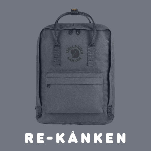 Fjallraven Classic Re-Kanken Colour Emerald