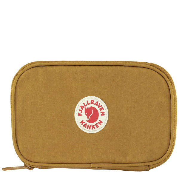 Fjallraven Kanken Travel Wallet Acorn
