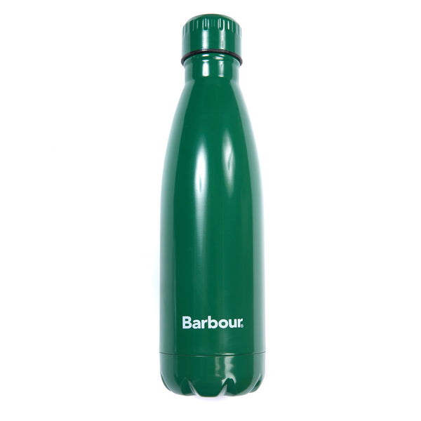 Barbour Water Bottle Green