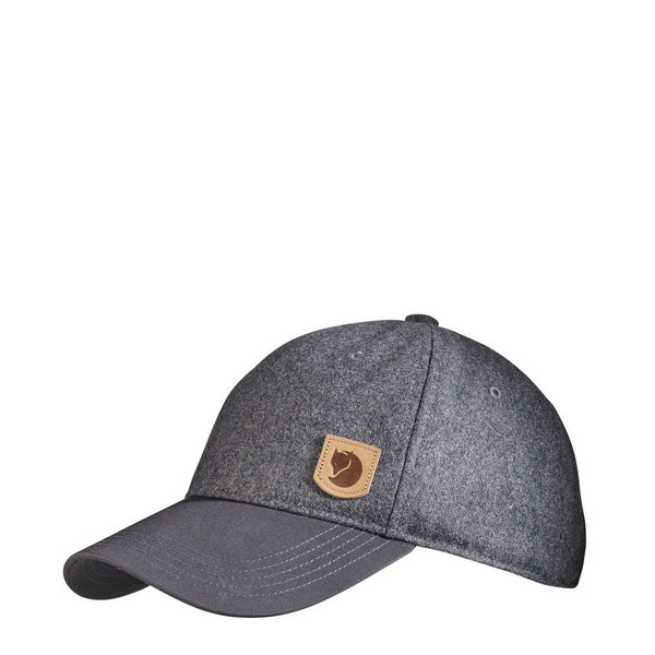 fjallraven-greenland-wool-cap-dark-grey-1