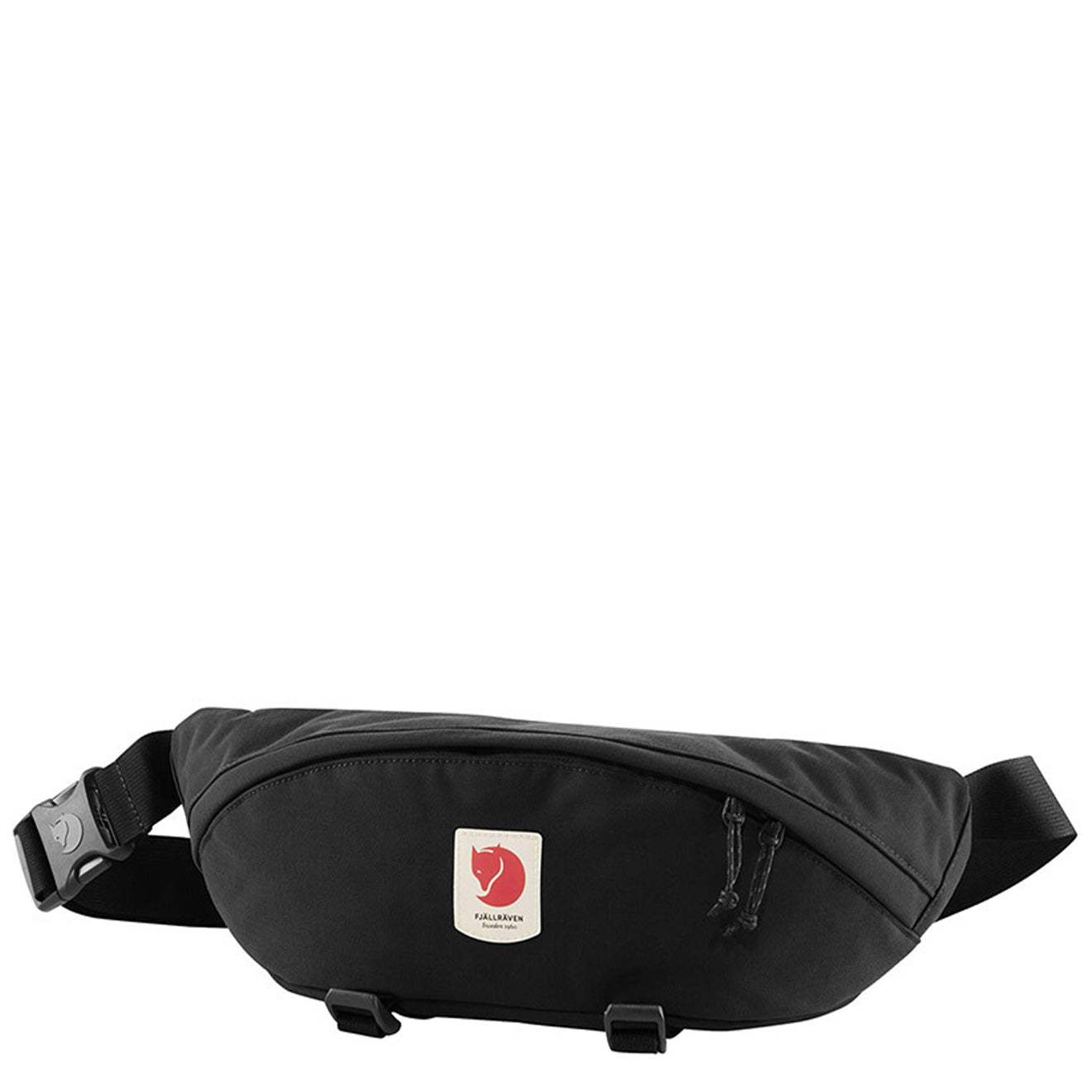 Fjallraven Ulvo Hip Pack Large Black
