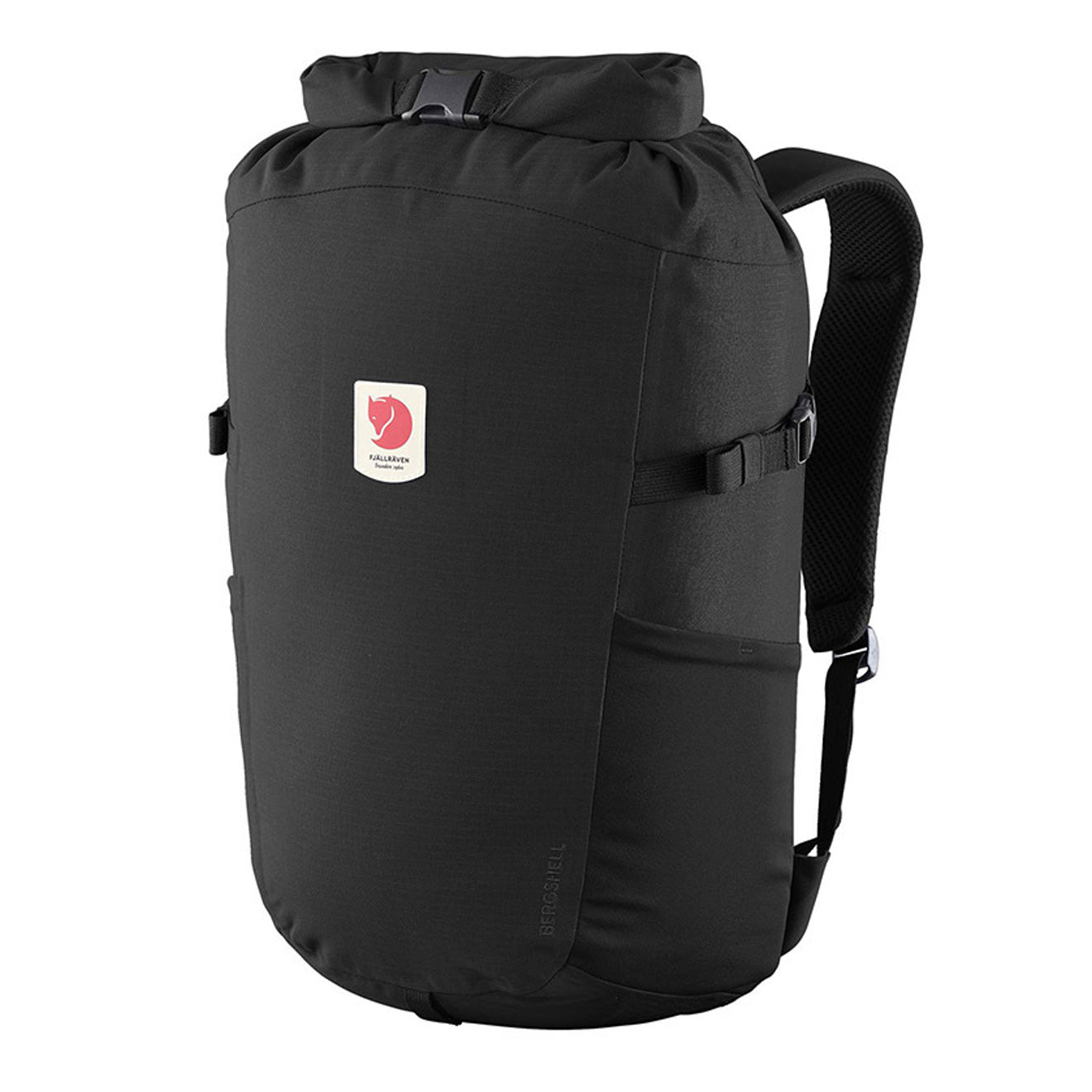Fjallraven Ulvo Rolltop 23 Backpack Black