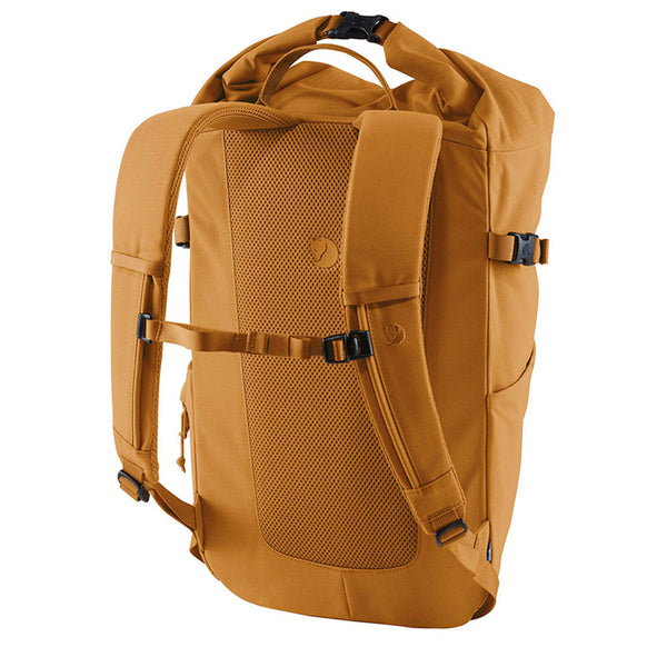 Fjallraven Ulvo Rolltop 23 Backpack Red Gold