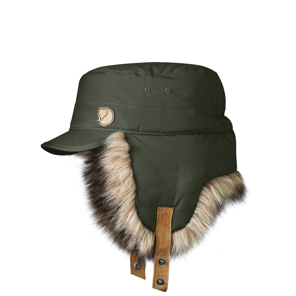 Fjallraven Woodsman Cap Mountain Grey