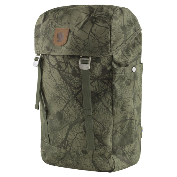 Fjallraven Greenland Top Green Camo