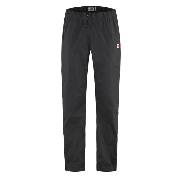 Fjallraven High Coast Hydratic Trousers Reg Leg Black