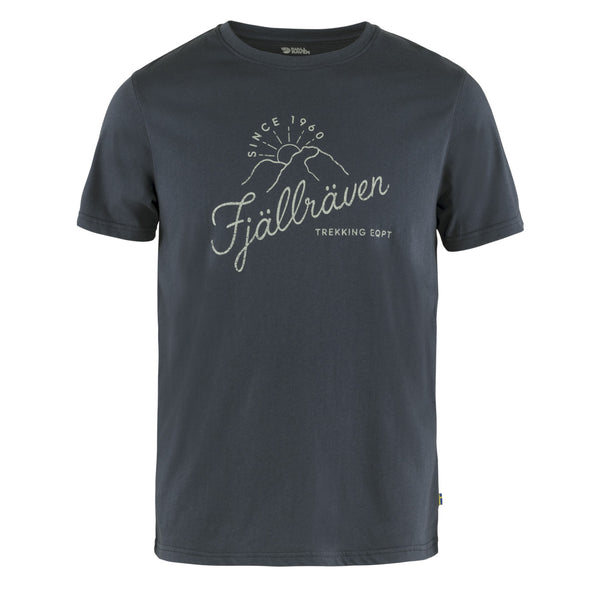 Fjallraven Sunrise T-Shirt Navy