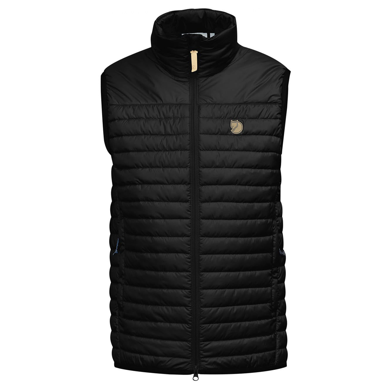 Fjallraven Womens Abisko Padded Vest Black