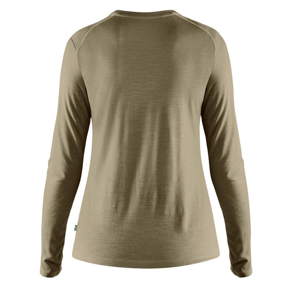 fjallraven-womens-abisko-wool-ls-base-layer-t-shirt-light-olive-2