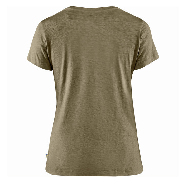 fjallraven-womens-forever-nature-badge-t-shirt-light-olive-2