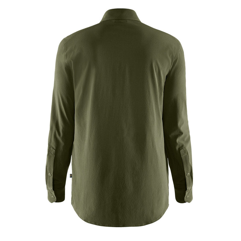 fjallraven-abisko-trekking-shirt-laurel-green-2
