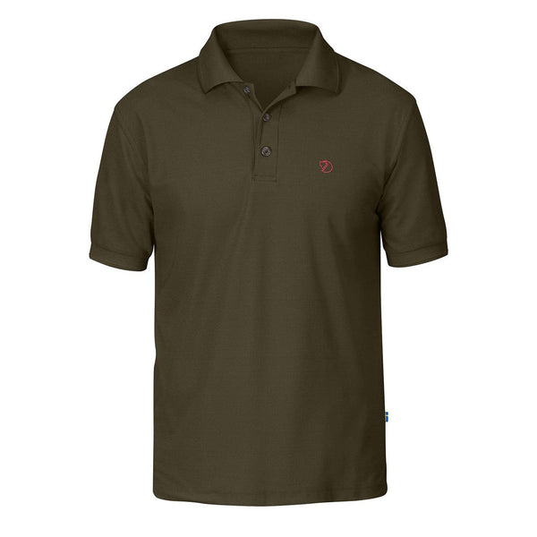 fjallraven-crowley-pique-shirt-dark-olive-1