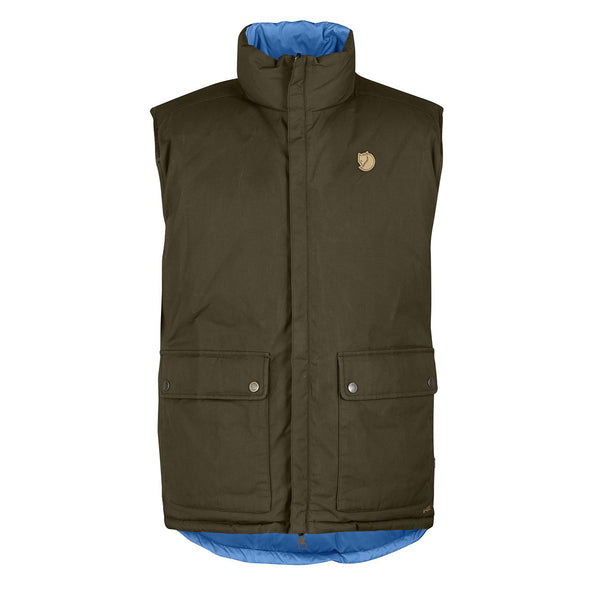 Fjallraven Down Vest No. 6 Dark Olive