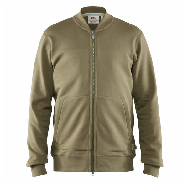 Fjallraven Greenland Zip Cardigan Green
