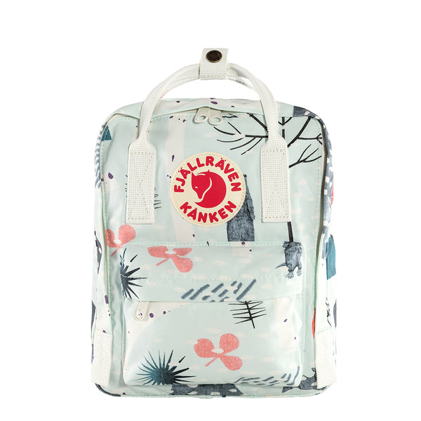 Fjallraven Kanken Art Mini Backpack Birch Forest