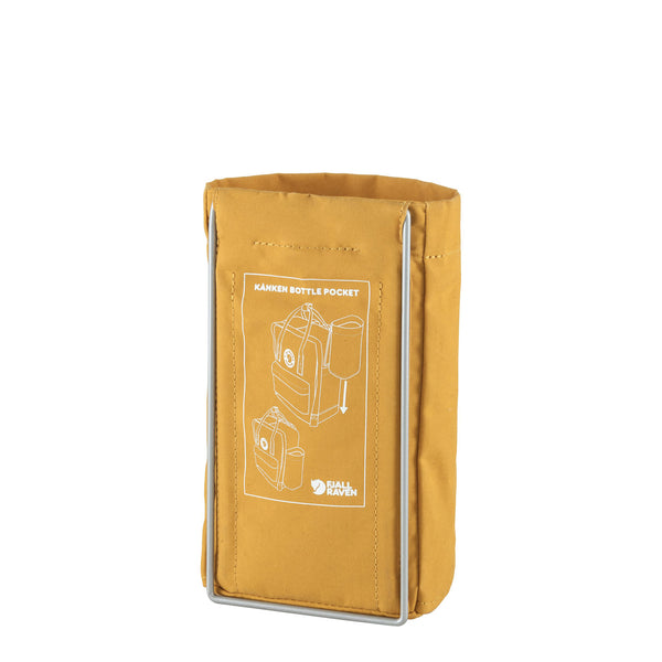 Fjallraven Kanken Bottle Pocket Ochre
