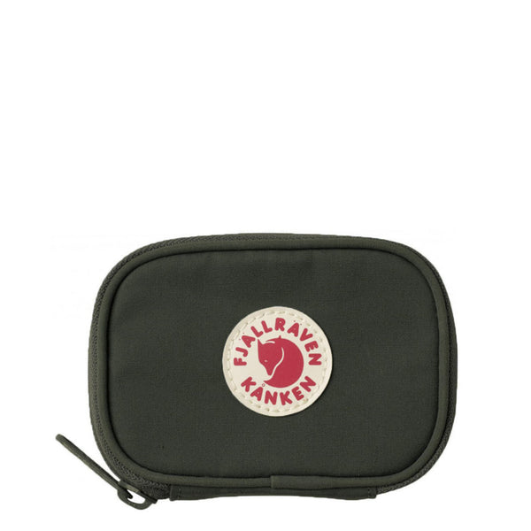 Fjallraven Kanken Card Wallet Deep Forest