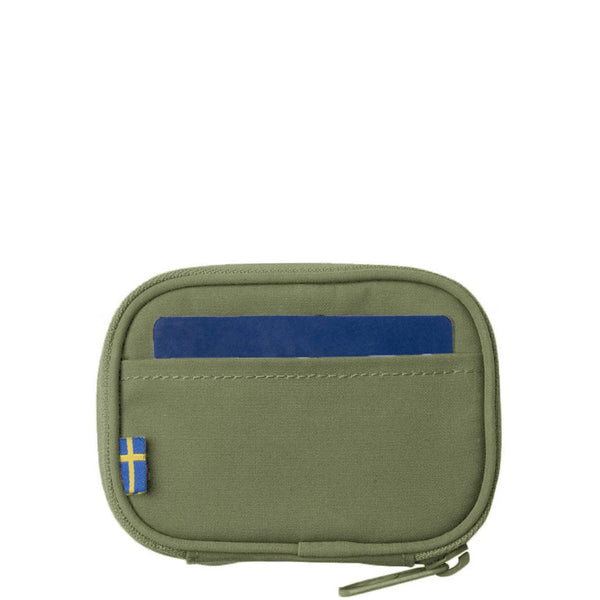 Fjallraven Kanken Card Wallet Green