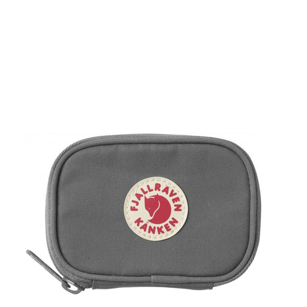 Fjallraven Kanken Card Wallet Super Grey