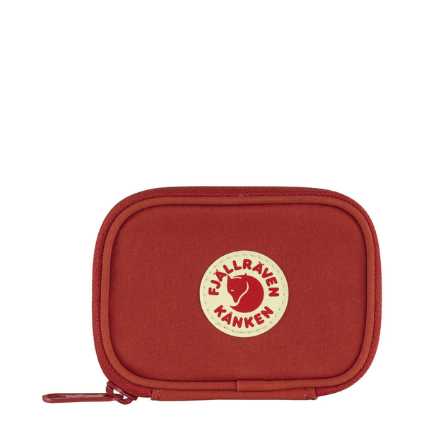 Fjallraven Kanken Card Wallet True Red