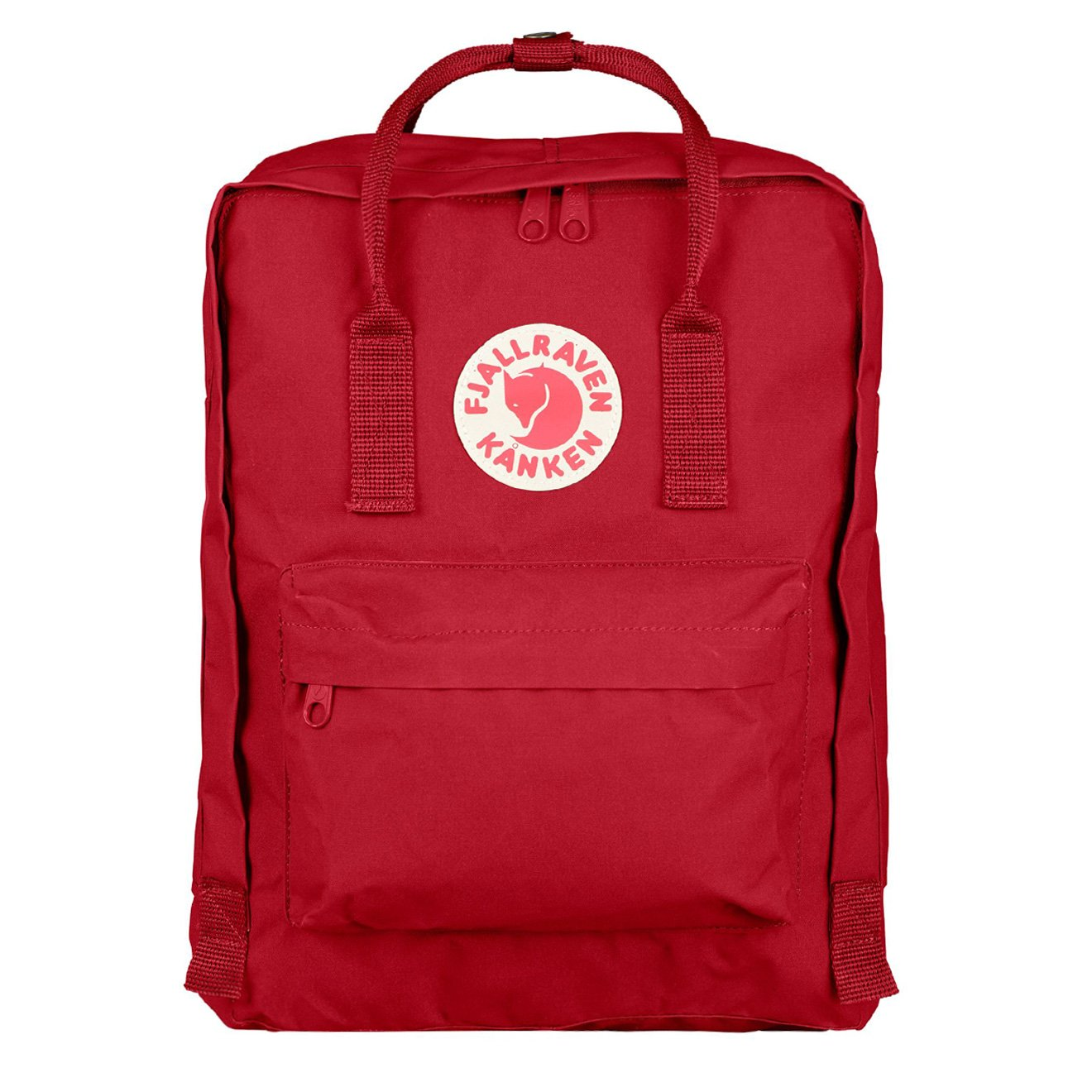 Fjallraven Kanken Classic Deep Red