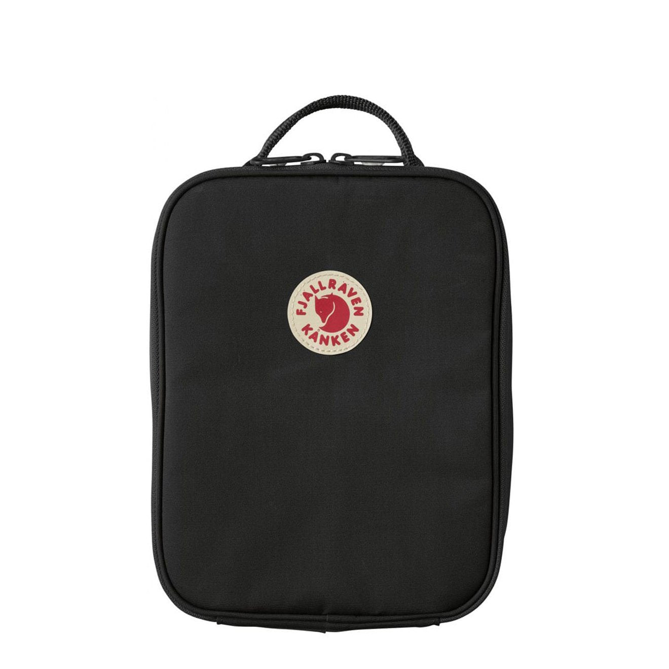 Fjallraven Kanken Mini Cooler Lunch Bag Black