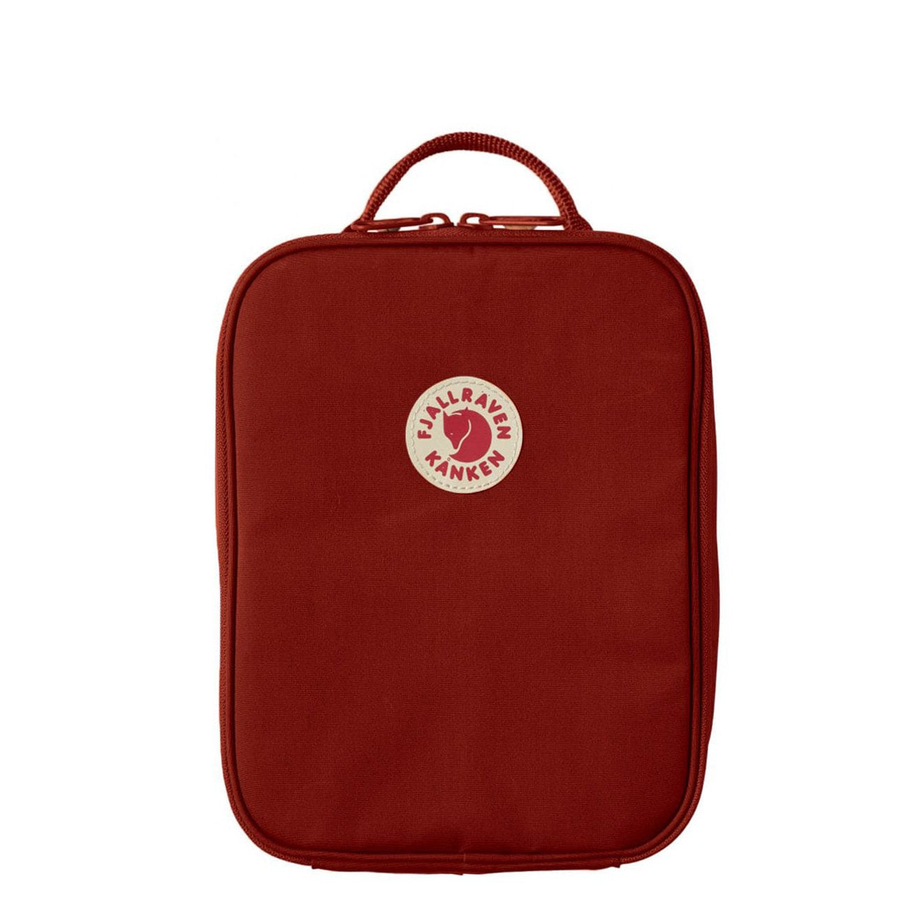 Fjallraven Kanken Mini Cooler Lunch Bag Ox Red