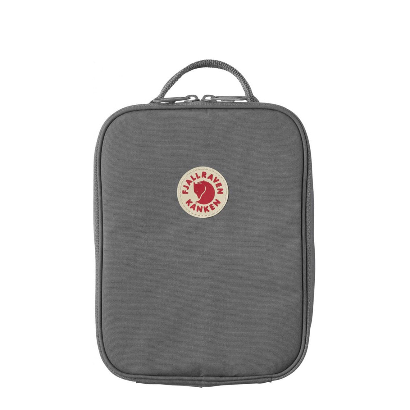 Fjallraven Kanken Mini Cooler Lunch Bag Super Grey