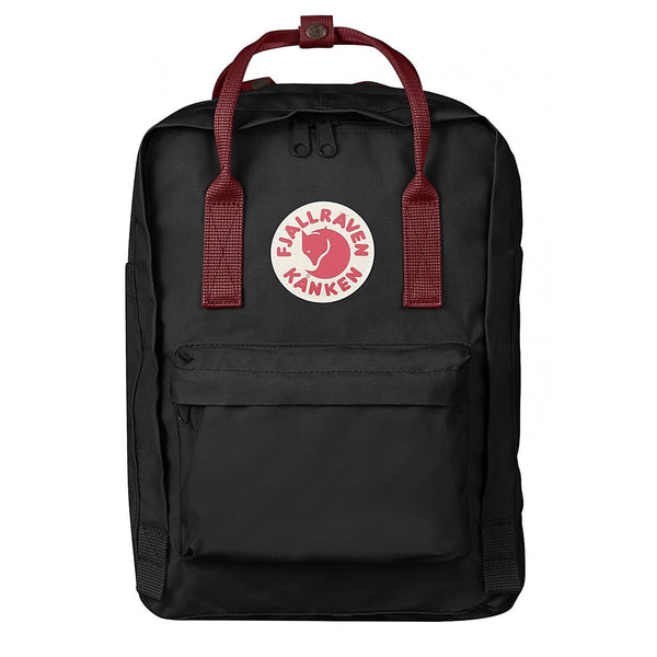 Fjallraven Kanken Laptop 13 Black Ox Red