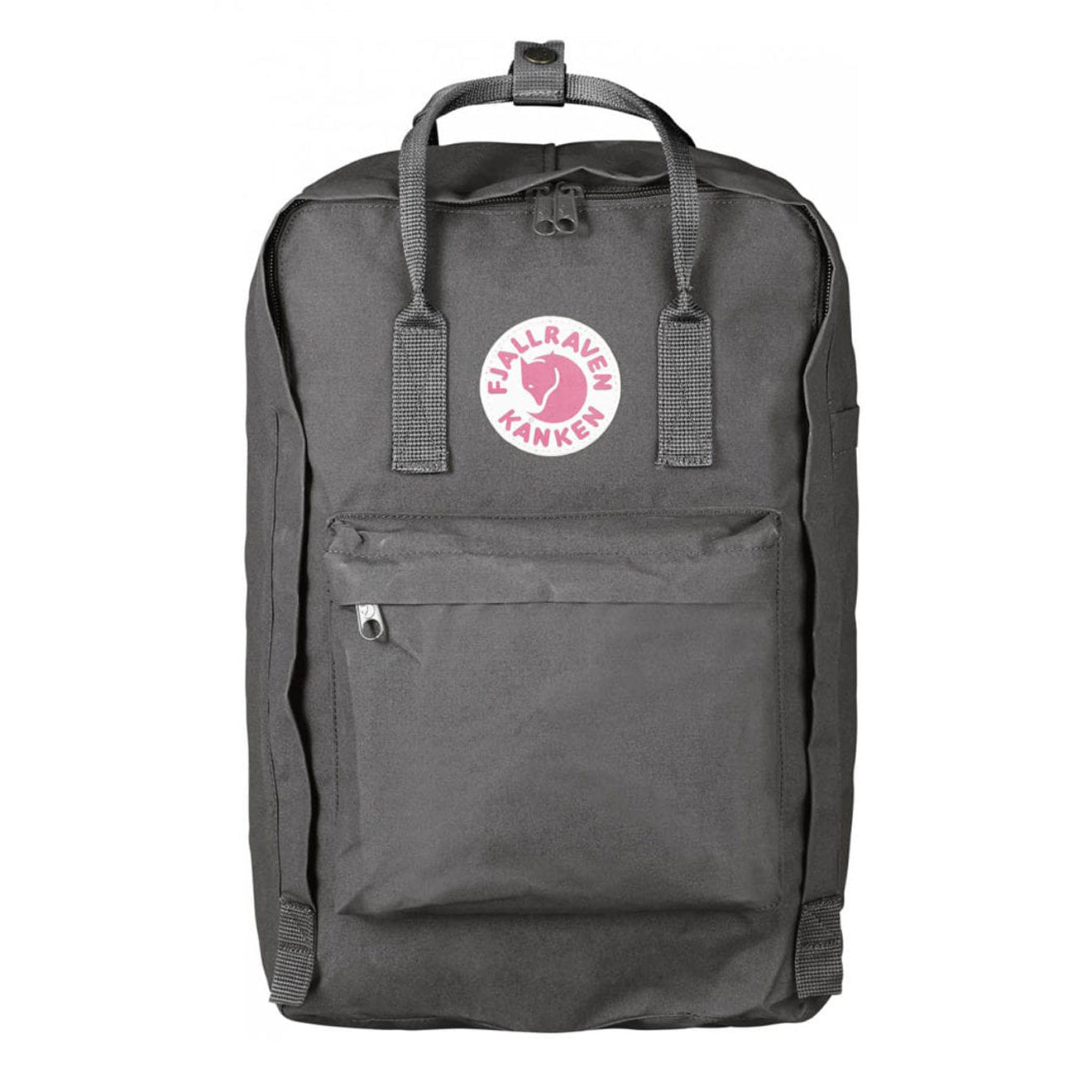 "Fjallraven Kanken Laptop 17"" Backpack Super Grey"