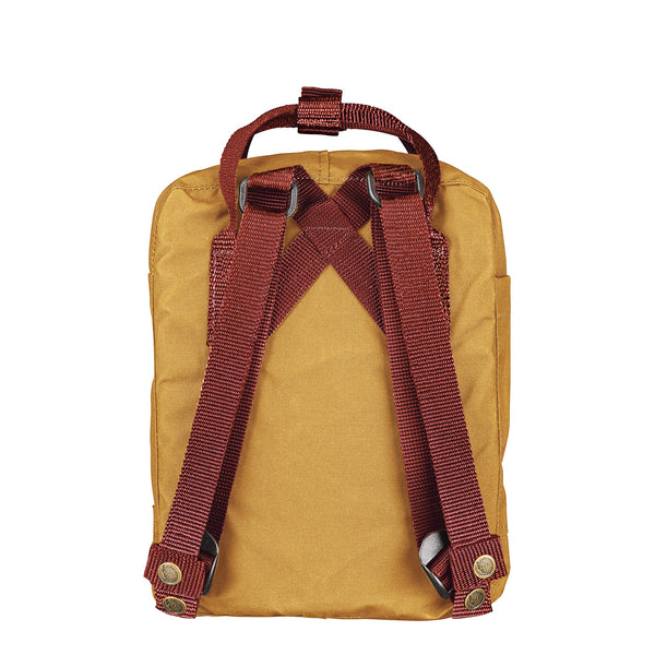 Fjallraven Kanken Mini Acorn Ox Red